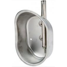 Чашечная поилка  220×190мм для свиноматок из нержавеющей стали